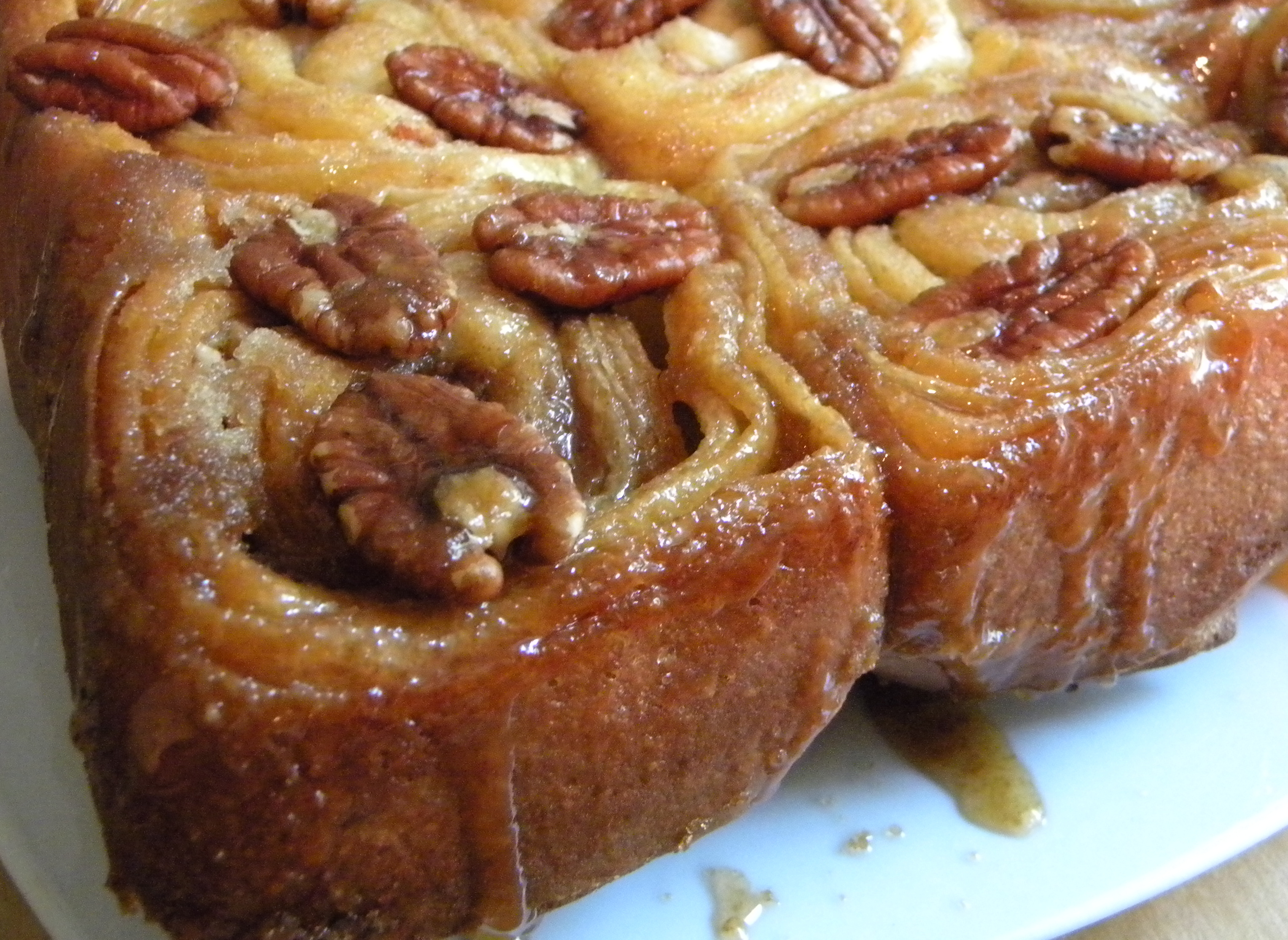 ... pecan sticky buns with we re hosting easter brunch honey pecan sticky