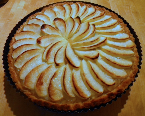 French Apple Tart 013