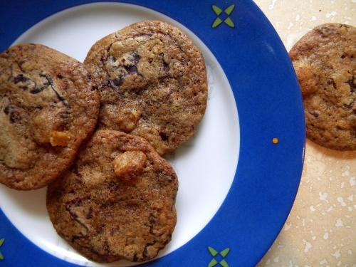 Mocha Chocolate Chip Cookies 008