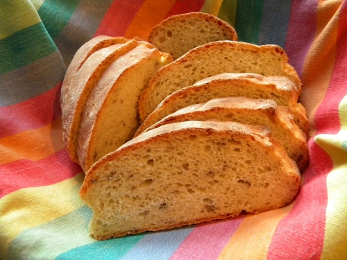 Rustic Potato Bread 003