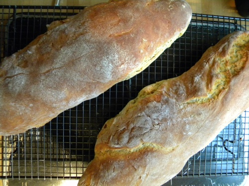 Rustic Potato Loaves 037
